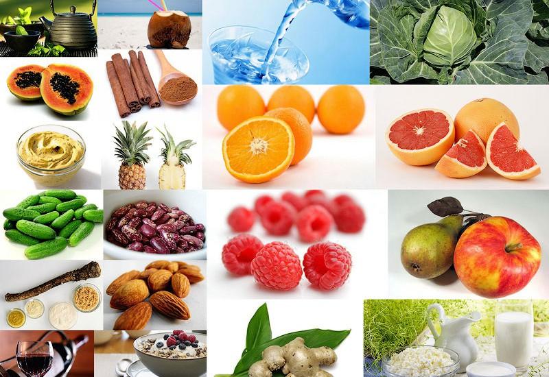 продукты способствующие похудению по группе крови