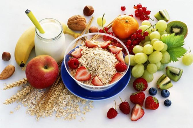 Правильное питание. Полезные блюда и напитки