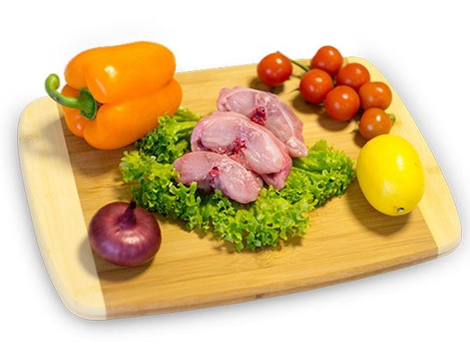 Мясо и рыба для похудения