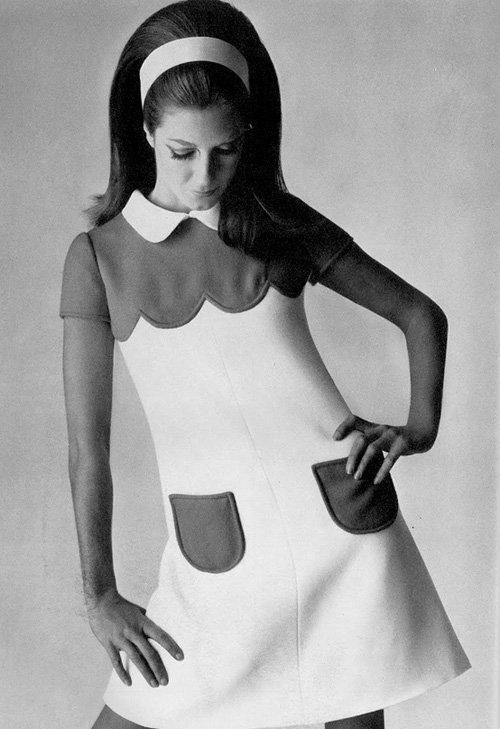Ретро прическа 70-х годов