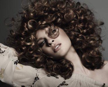 Химическая завивка волос, её виды и уход после завивки.
