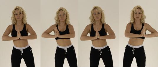 Базовые упражнения для подтяжки груди