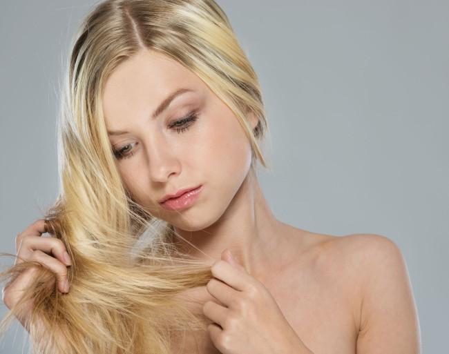 Маска из белой глины для сухих и ломких волос