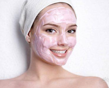 Маска для лица из розовой глины