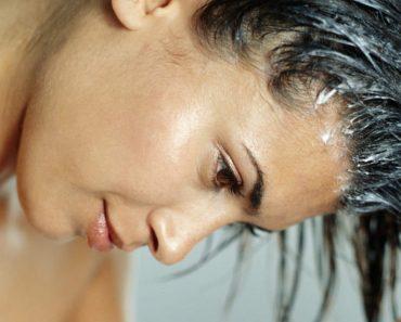 Голубая глина - Маски для волос из голубой глины