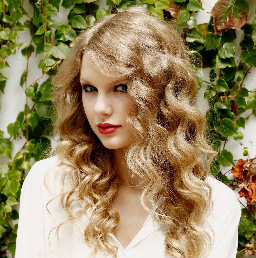 завивка длинных волос