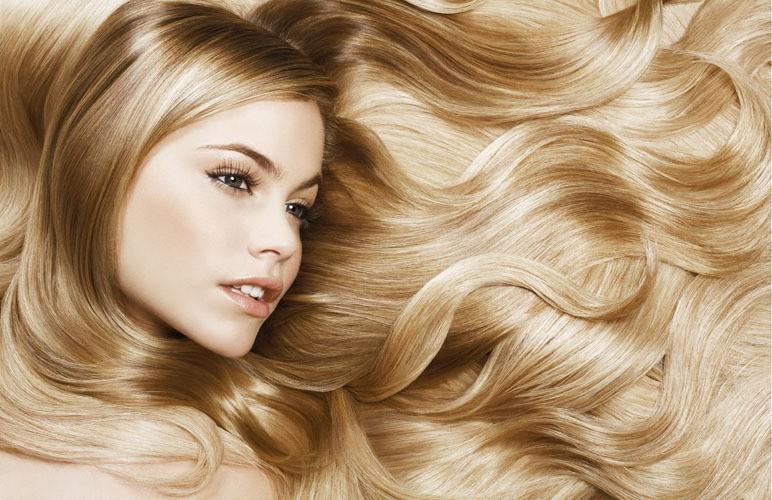 Маска из белой глины для яркости светлых волос