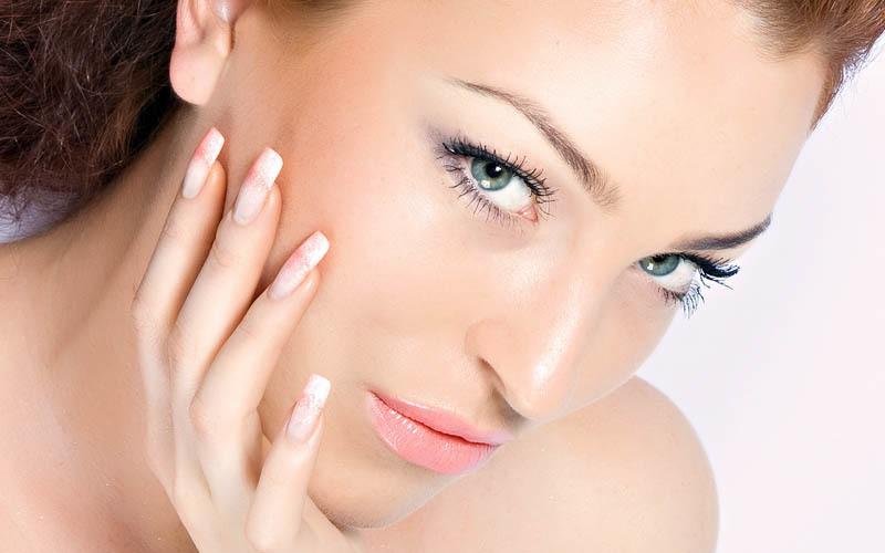 Маска из розовой глины для нормальной кожи лица