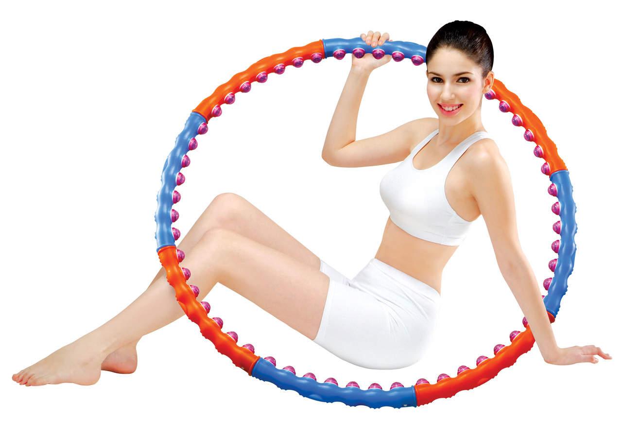 Как похудеть с помощью хулахуп