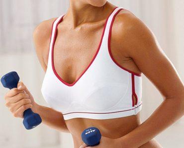 Эффективные упражнения для подтяжки груди