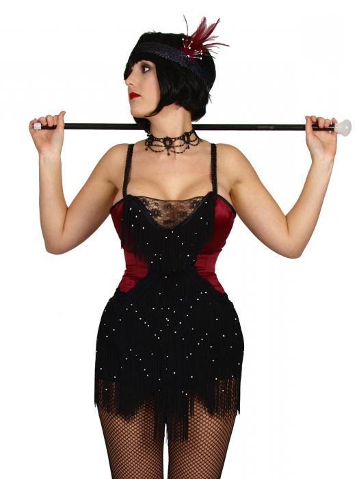 платья в стиле 20-х чикаго
