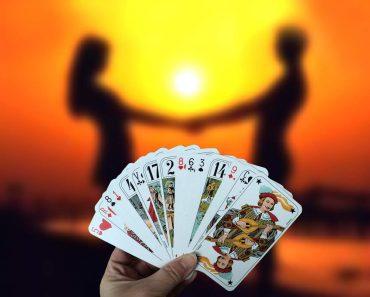 Гадание на любимого мужчину на игральных картах
