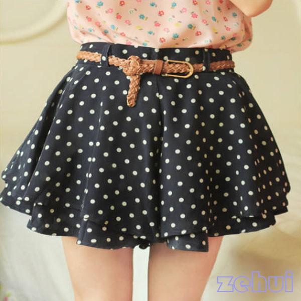 летние юбка шорты