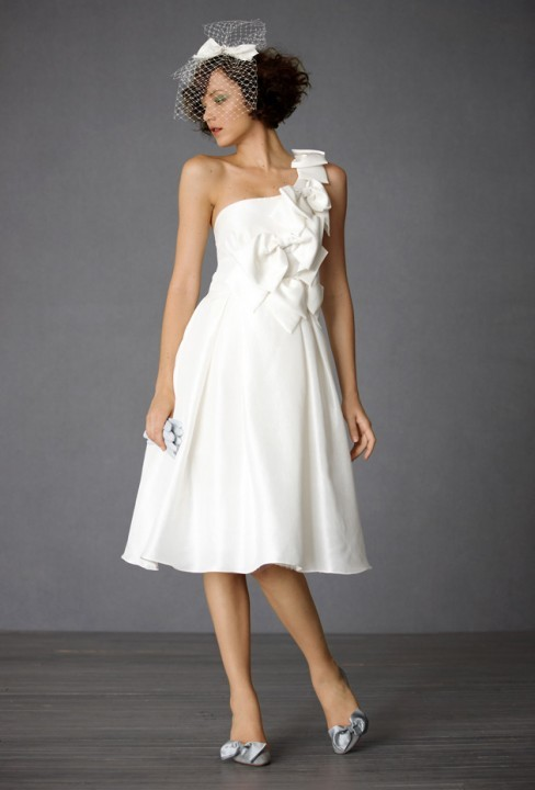 платье в стиле 60-х