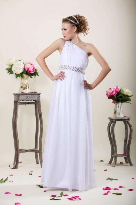 свадебное платье греции афина