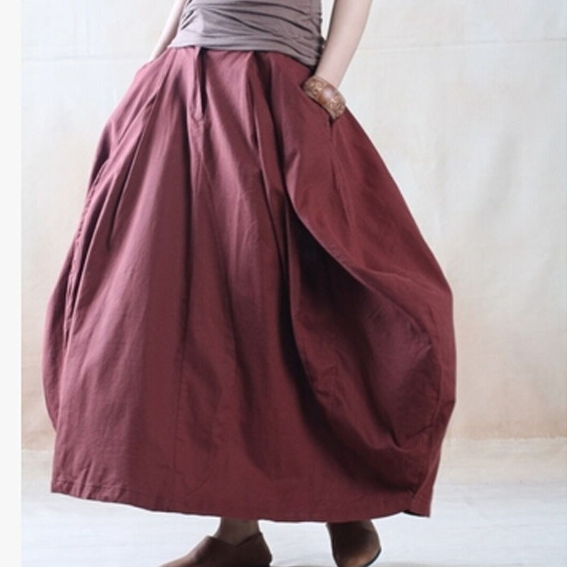 широкая юбка на широкой резинке