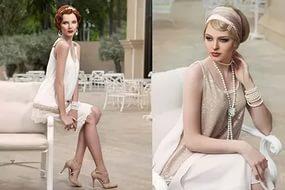 платье в стиле великий гэтсби напрокат
