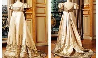 бальные платья в стиле ампир