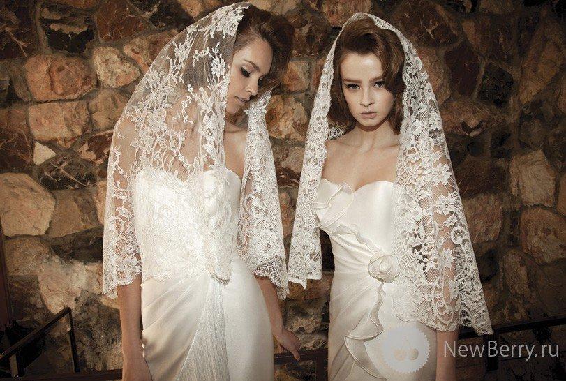свадебное платье 30-х годов