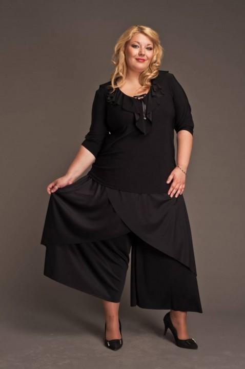 модели юбок для полных женщин фото с выкройками