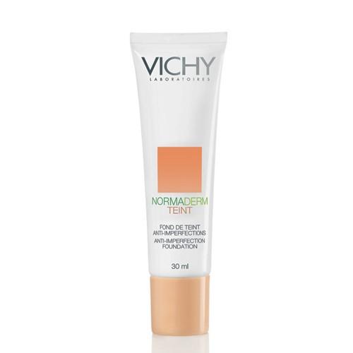 Тональный крем для проблемной кожи лица.