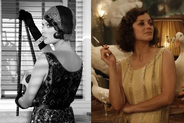 Платья в стиле 20-х