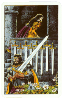 9 (Девятка) мечей