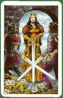 3 (Тройка) мечей