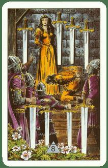 8 (Восьмерка) мечей