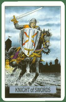 Всадник мечей