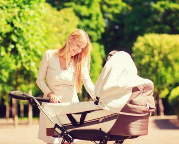 Прогулки новорожденного летом и зимой, как одевать ребенка для первых прогулок