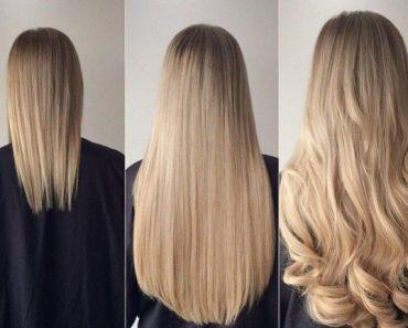 Наращивание волос: ленточное, капсульное, голливудское на короткие волосы. Трессы. Фото. Видео