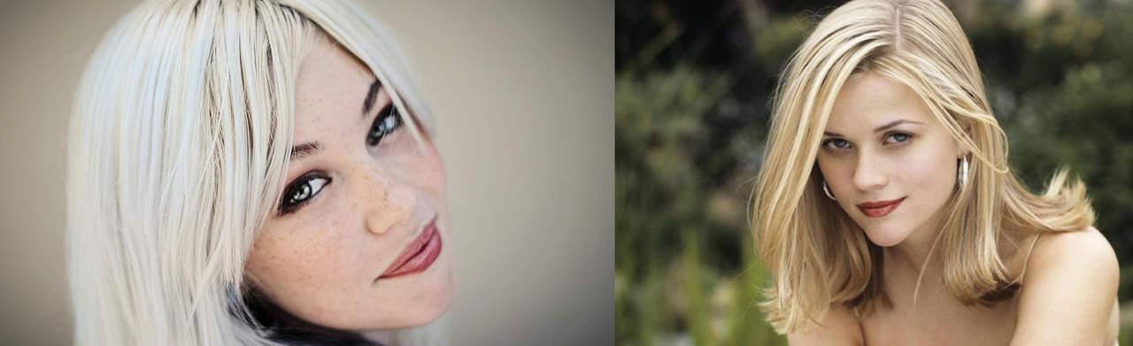 Блондинки: пергидрольная и натуральная