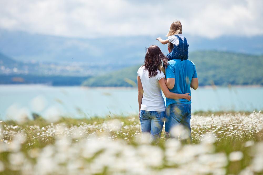Мир в семье, идеальные отношения