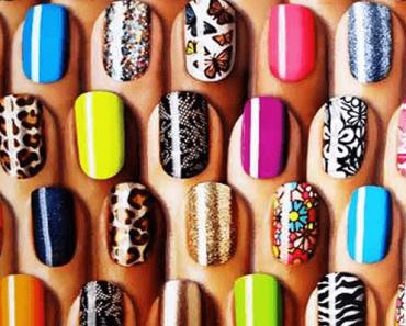 Рисунки и узоры на ногтях для начинающих в домашних условиях. Фото. Видео
