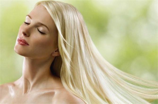 Маски для осветления волос