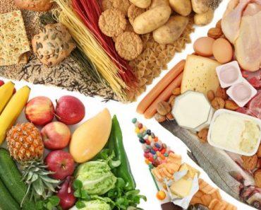 Раздельное питание 90 дней: меню для похудения, таблица на каждый день
