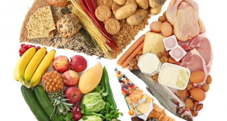похудеть раздельное питание