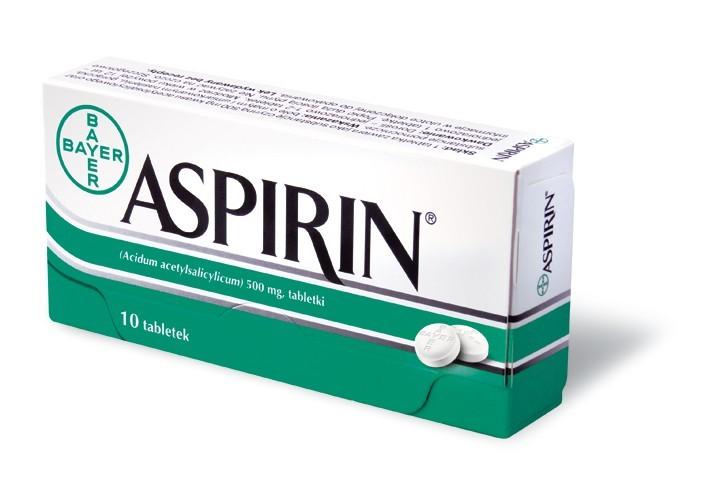Маска от прыщей из аспирина
