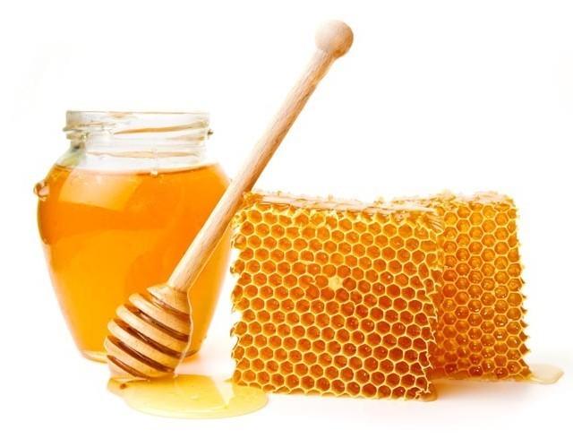 Маска от прыщей из меда