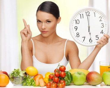 Правильное питание для похудения, рецепты и меню на каждый день в домашних условиях, таблица