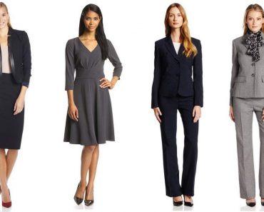 Деловой стиль одежды для женщин и дресс код. Фото: юбки и костюмы. Офисная одежда