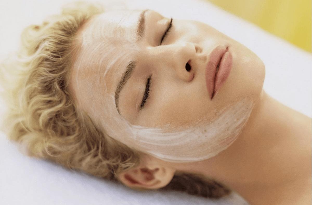 Рисовая маска для жирной кожи лица