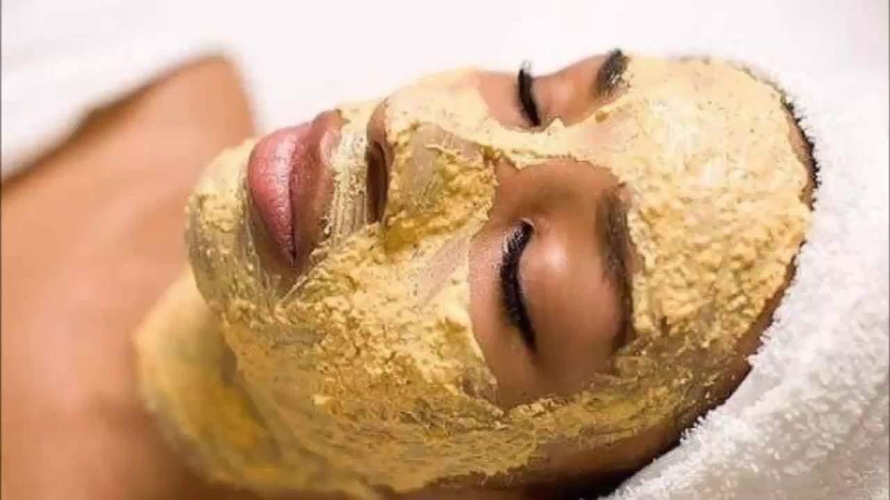 Отбеливающая картофельная маска для лица