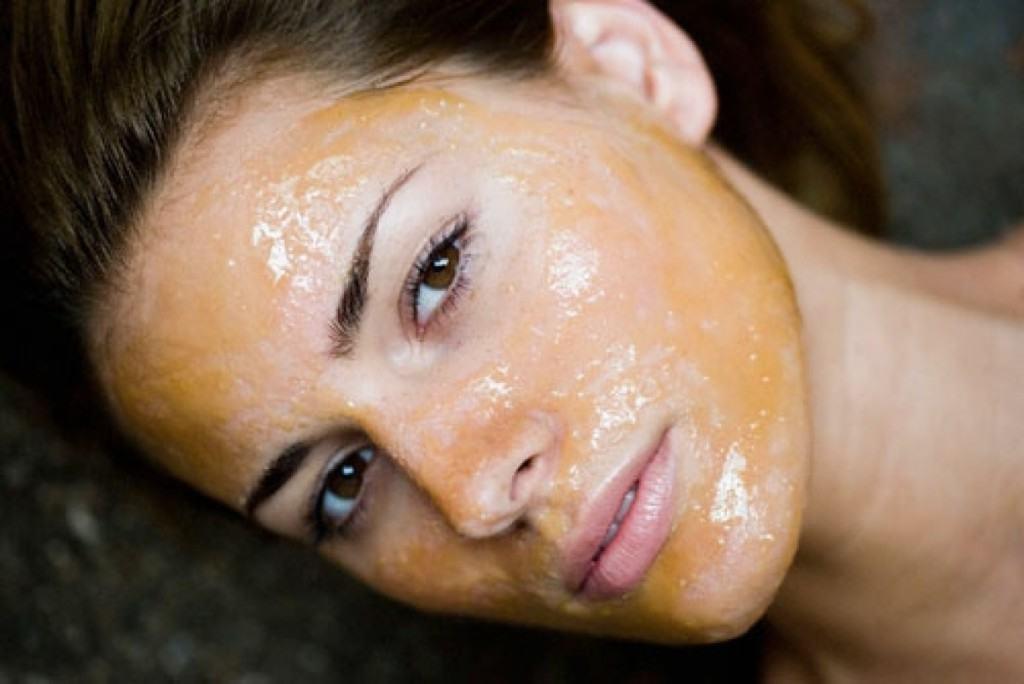Яичная маска для сухой кожи лица