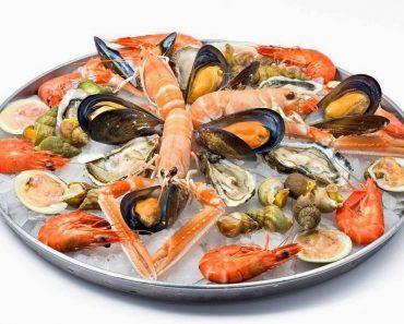 Вкусные салаты из морепродуктов: рецепты с фото. Коктейль из омаров, кальмаров и креветок
