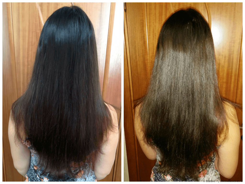 Смывка для волос в домашних условиях фото