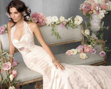 Свадебное платье годе: кружевные, в стиле ретро и для женщин после 40 лет. Фото