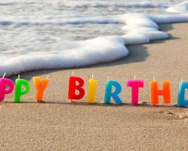 Поздравления летним именинникам в стихах, с днем рождения летом, пожелания
