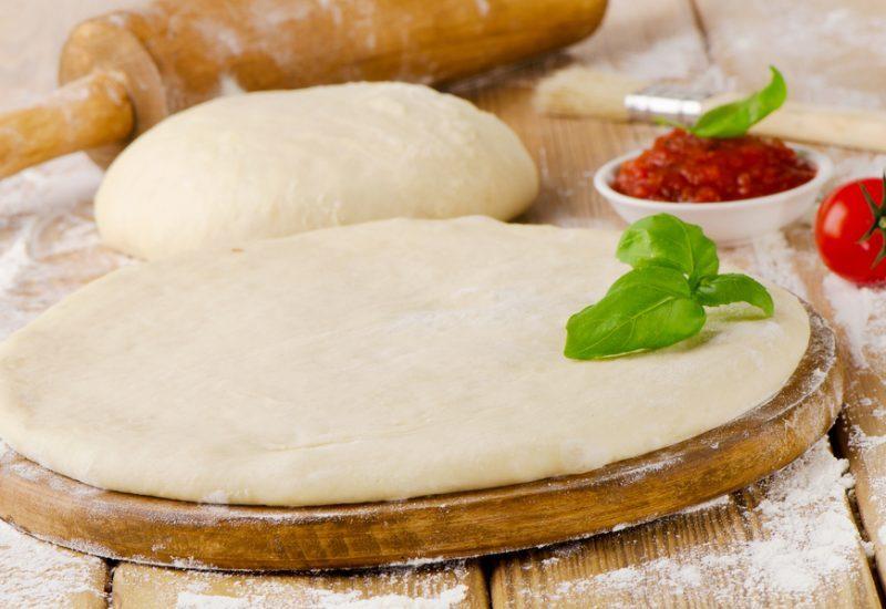 Тесто для пиццы — домашние рецепты